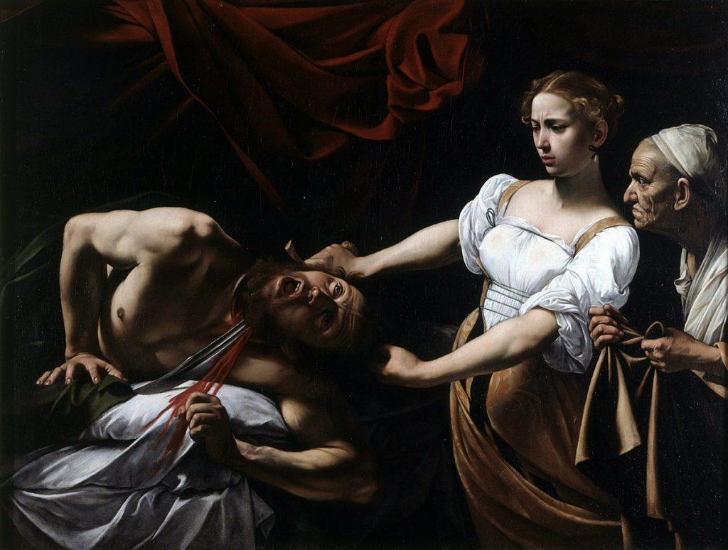 Artemisia Gentileschi si racconta